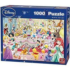 £8.50 KING 5264 Disney Happy Birthday Puzzle (1000-Piece) by KING: Amazon.co.uk