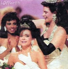 Miss America 1993 - pageant on DVD - Leanza Cornett