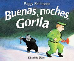 Buenas noches, Gorila | Ekaré Europa