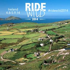 Start of an Adventure: Wild Atlantic Way and Ride Wild 2014! - Destination Unknown #ridewild2014
