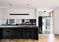 Kitchen | Point Lonsdale Home by InForm Design | est living