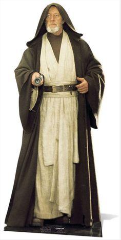 Old Obi-Wan Kenobi