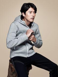 Hyun Bin - K2 F/W 2015