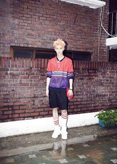EXO Luhan Growl Concept Photo