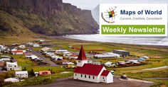 Check out our Weekly Newsletter featuring bestseller #Maps, facts about #Iceland Day, birth of #Delaware, Quiz, and more! http://www.mapsofworld.com/newsletter/june-17-2015/