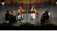 Prague String Sextet @ Teatro Principal - Ourense musica concierto concerto