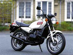 今でも大切に保管してある昔乗っていたオートバイのカタログ....                           YAM...