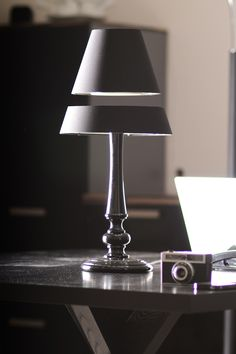 Floating Magnetic lamp