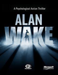Alan Wake: x-files + twin peaks + stephen king