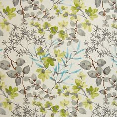 FabricThe G3578 Cloud upholstery fabric by KOVI Fabrics features Contemporary, Floral pattern and Green as its colors. It is a Made in USA, Print, Linen type of upholstery fabric and it is made of 55% Linen, 45% Rayon material. It is rated Exceeds 15,000 double rubs (heavy duty) which makes this upholstery fabric ideal for residential, commercial and hospitality upholstery projects.For help please call 800-860-3105.