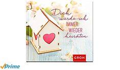 Dich würde ich immer wieder heiraten - Werbung #Bücher #Hochzeit #Heirat #Liebe #Ehepaar #Geschenk #Valentinstag #Geschenkidee #Liebeserklärung