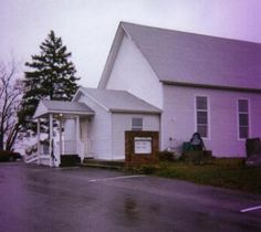 The Old Stone Church Monroeville Pa Just A Few Miles From The