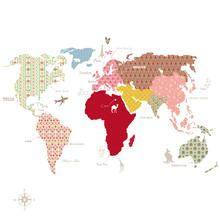 World Map Wallpaper I Whole Wide World   Mr Perswall COM - Finally found the source for this wallpaper!
