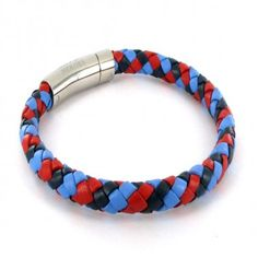 Help For Heroes Plaited Leather Bracelet