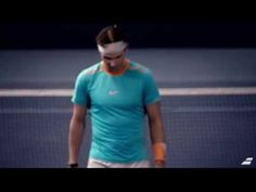 Babolat unveils Rafa's new move! Check it out! Tennis Videos, Rafael Nadal, Check It Out, Lee Taylor, Sayings, Music, Youtube, Mens Tops, Musica