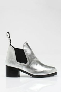 perfect pairs of silver steppers