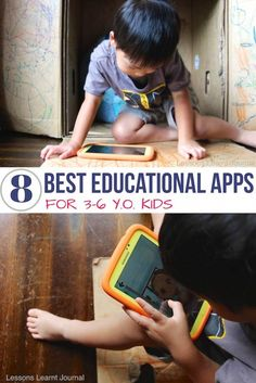 Some of our favourite smart apps for kids aged 3-6 years old, that are FREE on the Samsung GALAXY Tab 3 Kids.
