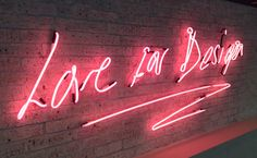 Electric Sign Workshop – Love for design neon sign