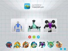 Tinkerplay lets you design and 3D print your own heroes and villains | Apps and Software | Geek.com