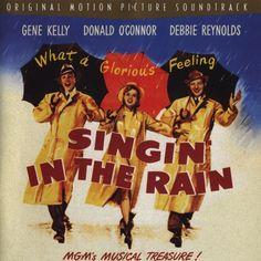 Singin' in the Rain – Gene Kelly