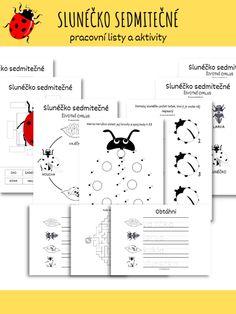 Pojďme zkoumat tohle malé roztomilé stvoření 🐞 z pohodlí domova. A až nám přestane pršet, můžeme hledat berušky venku. V souboru najdeš: • části těla • životní cyklus • kartičky k životnímu cyklu • počítání do 10 • spojování teček 1-33 • obtahování slov ze životního cyklu • psaní slov ze životního cyklu • výrobu papírové loutky na ruku #beruska #slunecko #sluneckosedmitcne #zivotnicyklus #zivotnicyklusberusky #aktivityprodeti #priroda #pracovnilisty #domskolak #predskolak Blog, Blogging