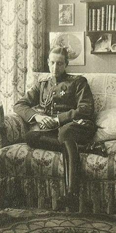 Grand Duke Dmitri Pavlovich of Russia....