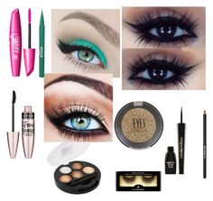 """Beautiful eyes"" by adri-98 on Polyvore"