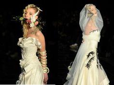 Noivas amordaçadas no desfile de Samuel Cirnansck causam polêmica. Saiba mais em http://vestido-de-noiva.org/noivas-amordacadas-no-desfile-de-samuel-cirnansck-causam-polemica/