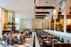 Al Yamna Lebanese Restaurant - Atlantis Dubai