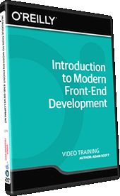 Introduction to Modern Front-End Development