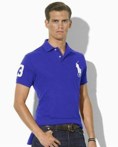 7b758ca5d1f1a Welcome to our Ralph Lauren Outlet online store. ralph Lauren Mens Big Pony  Polo T Shirts on Sale. Find the best price on Ralph Lauren Polo.