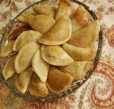 My Favorite Ramadan Recipes ... including `ataif ~ walnut-stuffed pancakes ... from arabiczeal.com