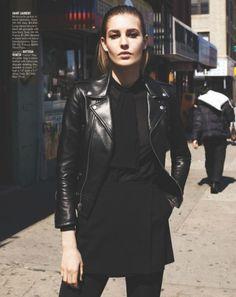 Nadja Bender by Angelo Pennetta for Bergdorf Goodman Magazine