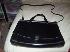 Leather Laptop Bag or Briefcase $34.90