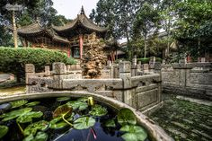 Xi'an, China: The Great Mosque - Dating back to the Tang Dynasty, the Great Mosque is the oldest in China.
