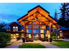 "I want this ""Cabin"" on Shuswap"