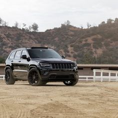 Jeep Cherokee Srt8, Grand Cherokee Trailhawk, Jeep Wrangler Lifted, Lifted Jeeps, Jeep Wranglers, Ford Ranger Mods, All Black Jeep, Grand Cherokee Lifted, Jeep Grand Cherokee Accessories