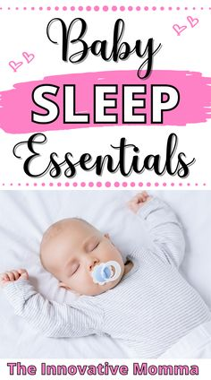 Are you a soon-to-be mom preparing to deal with sleepness nights with a newborn? Or are you a new mom struggling to get more sleep for both you and your baby? Then you NEED to check out this video where I'm sharing 6 of my FAVORITE sleep products for babies and toddlers that helped to get my son sleeping through the night at 3 weeks old! #babysleepessentials #newbornsleepessentials #babysleeptips Toddler Sleep, Baby Sleep, Newborn Schedule, Sleep Schedule, Breastfeeding And Pumping, Newborn Care, Baby Milestones, Baby Hacks, Baby Care