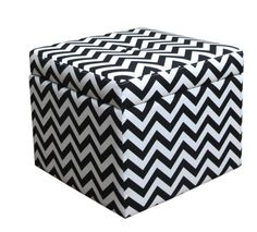 storage ottoman - Storage solutions on #redsoledmomma.com