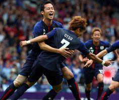 Japan Upsets Spain in Olympic Soccer