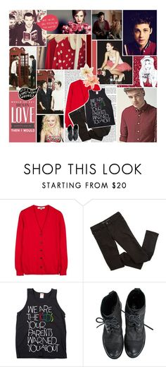 """""""» Waiting in a car. Waiting for a ride in the dark. The night city grows. Look and see her eyes, they glow."""" by hasnforever ❤ liked on Polyvore featuring Sally Hansen, Folio, Emma Watson, Zenggi, Again, New Look, ariana grande, black jeans, tank top and perrie edwards"""