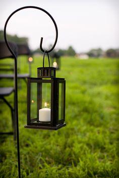 Lantern Wedding Aisle