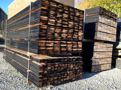 Home - Ennobled The Wood Company Firewood, Design, Charred Wood, Contemporary Architecture, Carpentry, Types Of Wood, Woodburning
