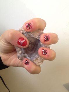 Van Halen nails