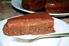 Vegan kakaovo-čokoládová torta - obrázok 3