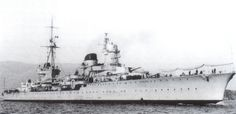 Raimondo Montecuccoli was a Condottieri-class light cruiser serving with the Italian Regia Marina Navy during World War II. Other Countries, Battleship, World War Ii, Ww2, Boats, Ships, Profile, Navy, Pictures