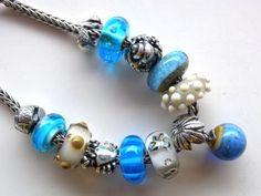 RT's Bahamas Bracelet... in progress!  Imagine when it is finished...
