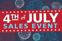 4th of july sale cabazon