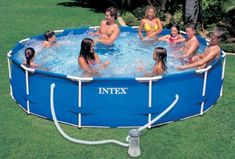 La piscine hors-sol en kit !