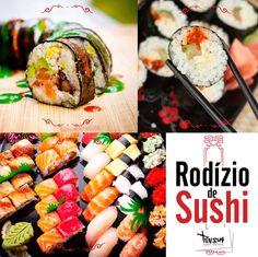 Imagem para impulsionamento facebook - Tenshi Sushi Boteco